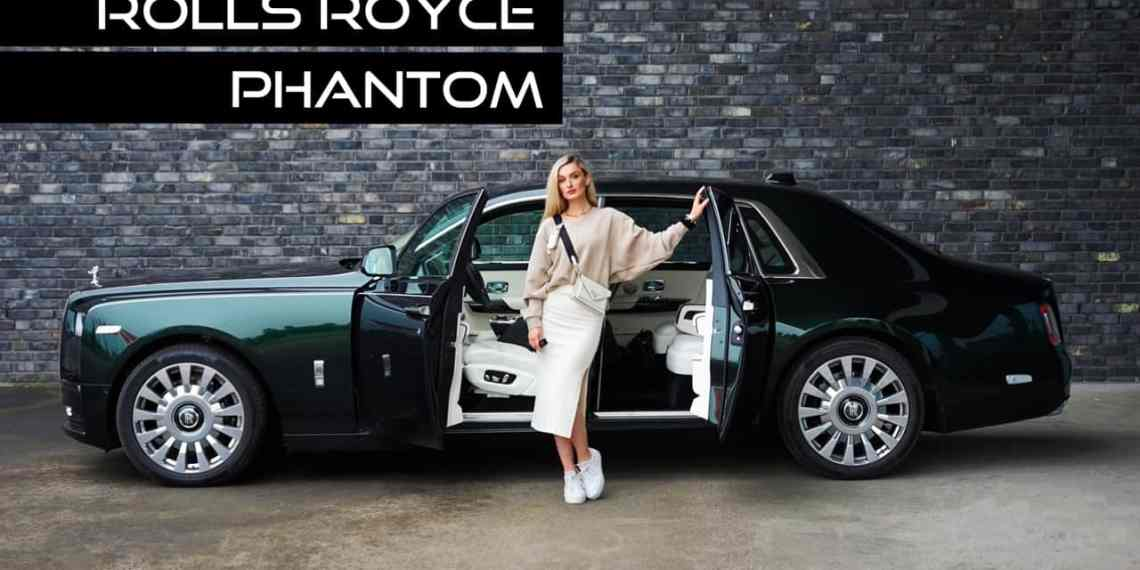 Rolls Royce Phantom (2021) - Say hi to Emily