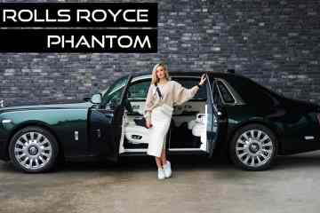 Rolls Royce Phantom (2021) - Say hi to Emily