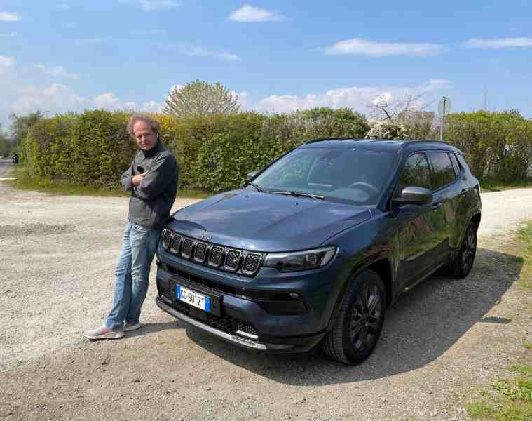 Jeep Compass (2021) - 80TH Anniversary
