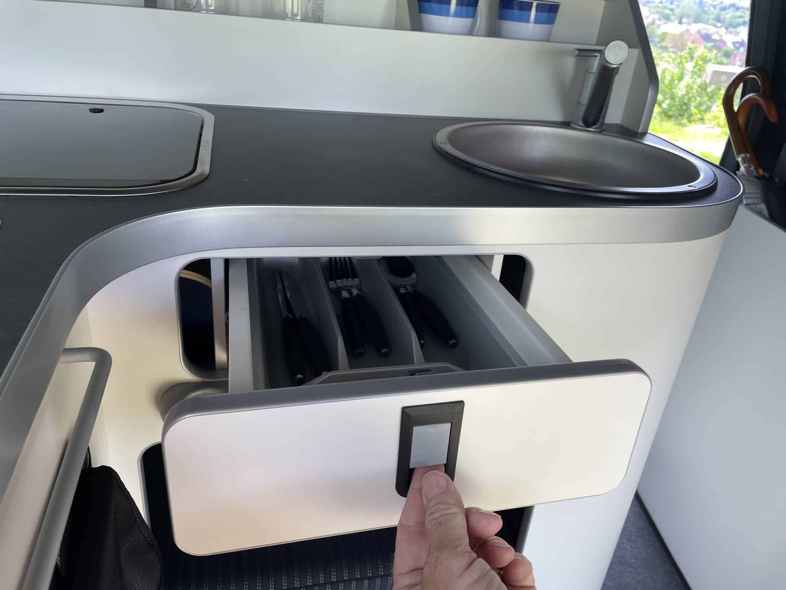 Ford Transit Custom Nugget (2021)