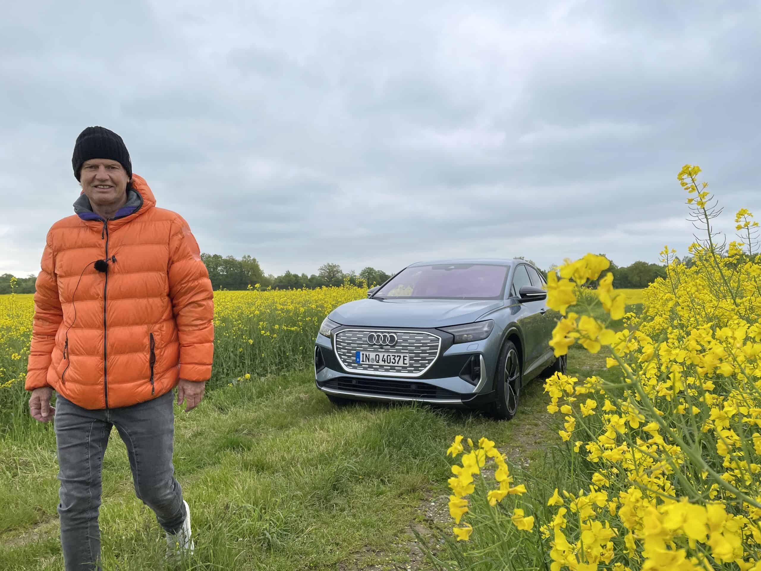 Audi Q4 e-tron Sportback (2021)