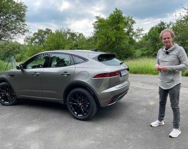 Jaguar E-Pace (2022) - Wildkatze mit der Kraft der 2 Herzen