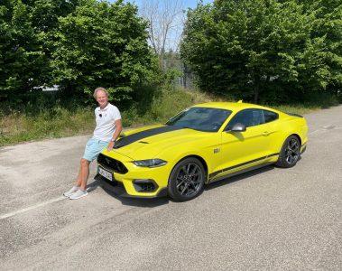 Ford holt den Mustang Mach 1 nach Deutschland
