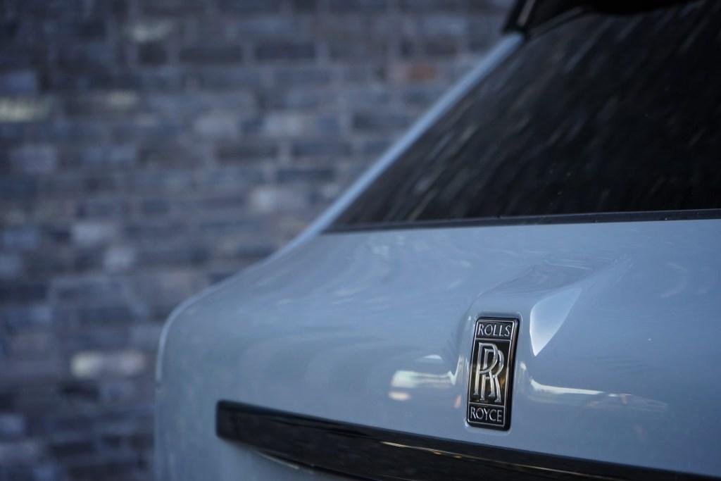 Rolls Royce Cullinan Black Badge (2021)