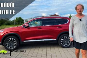 (2021) Hyundai Santa Fe - SUV aus Fernost mit viel Technik und solider Qualität - Fahrbericht I Test