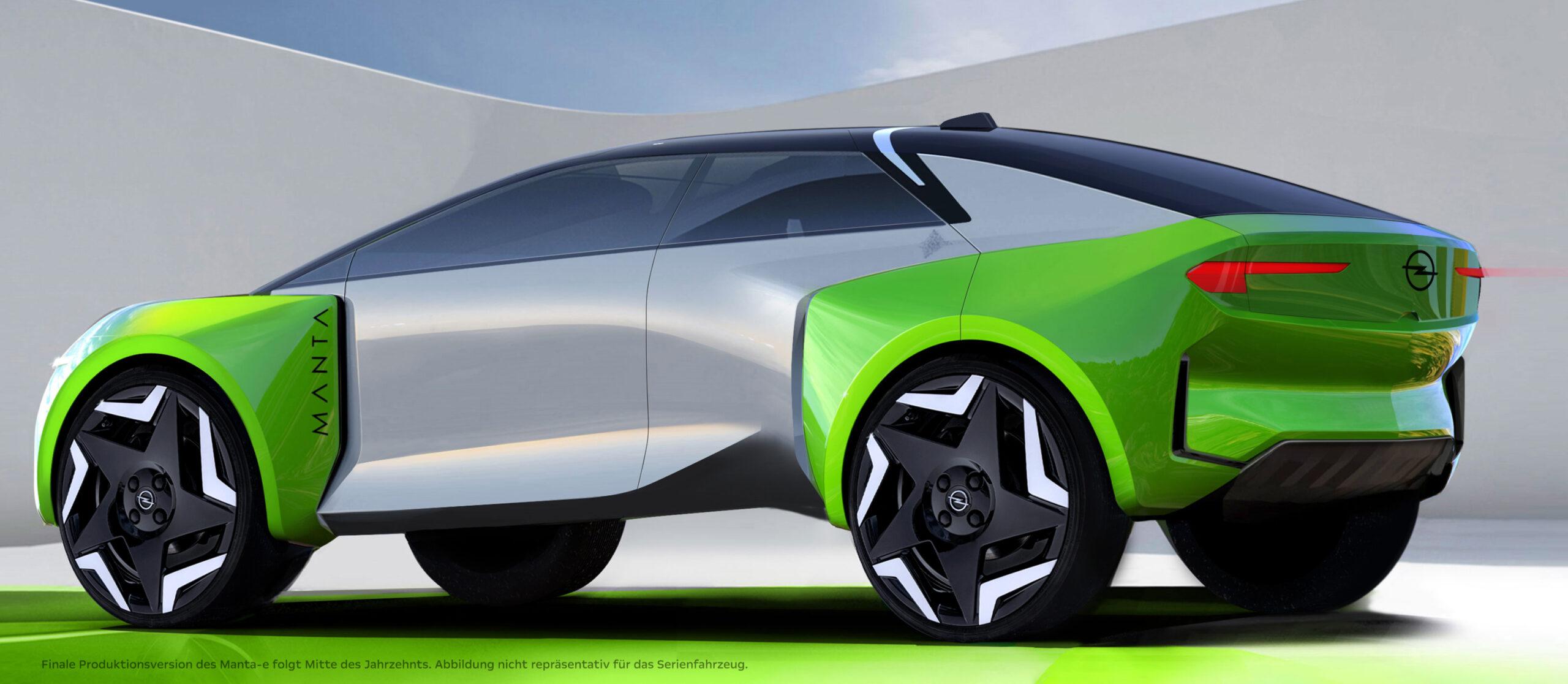 Opel Manta-e Concept