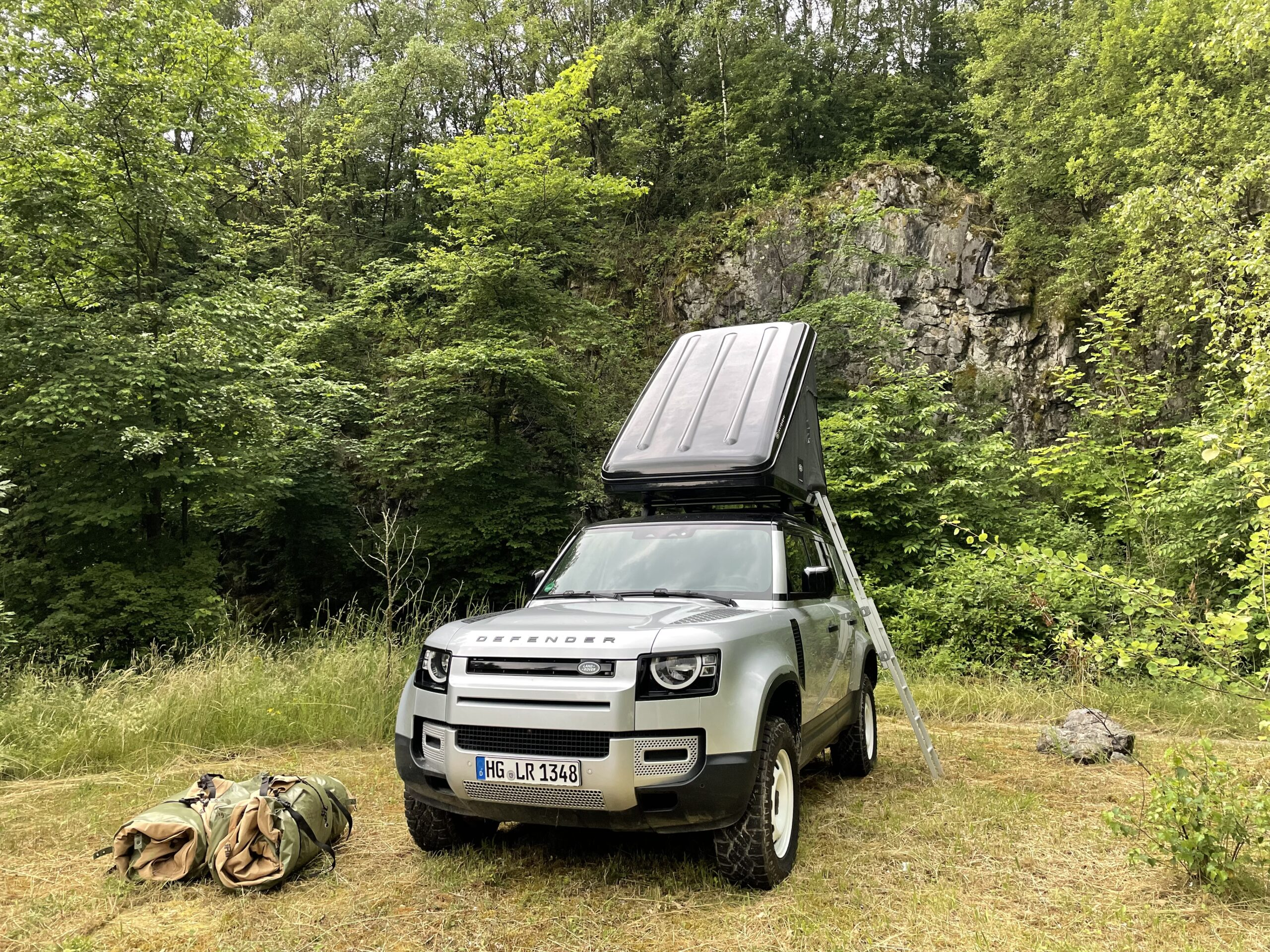 (2021) Land Rover Experience Camp in Wülfrath