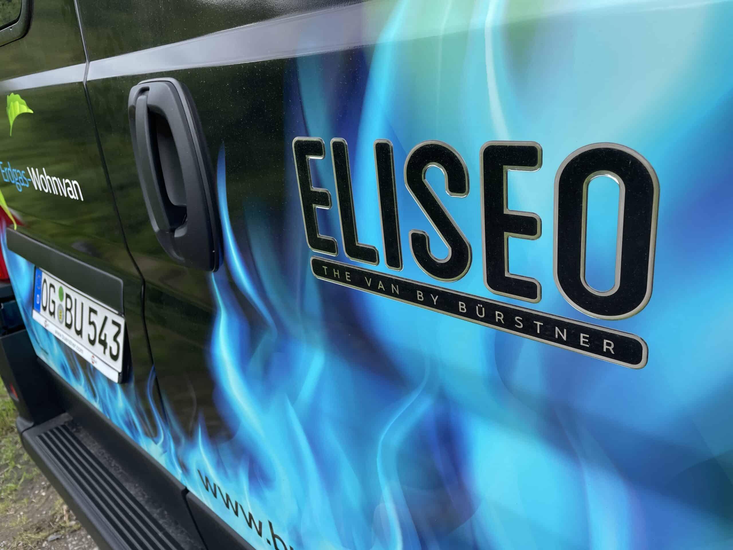 Bürstner Eliseo Konzept C543 CNG