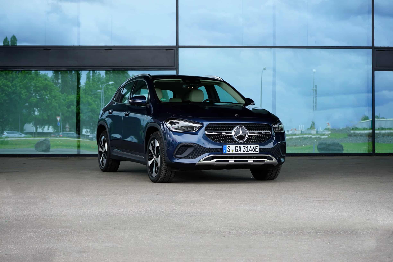 Mercedes-Benz GLA 250e (2021)