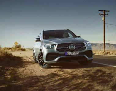 Mercedes-Benz GLE 300 d 4-Matic als Mildhybrid