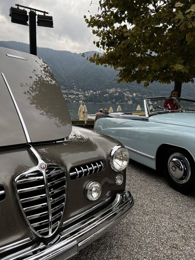 Concorso d'Eleganza (2021) - Lake Como meets BMW and NinaCarMaria