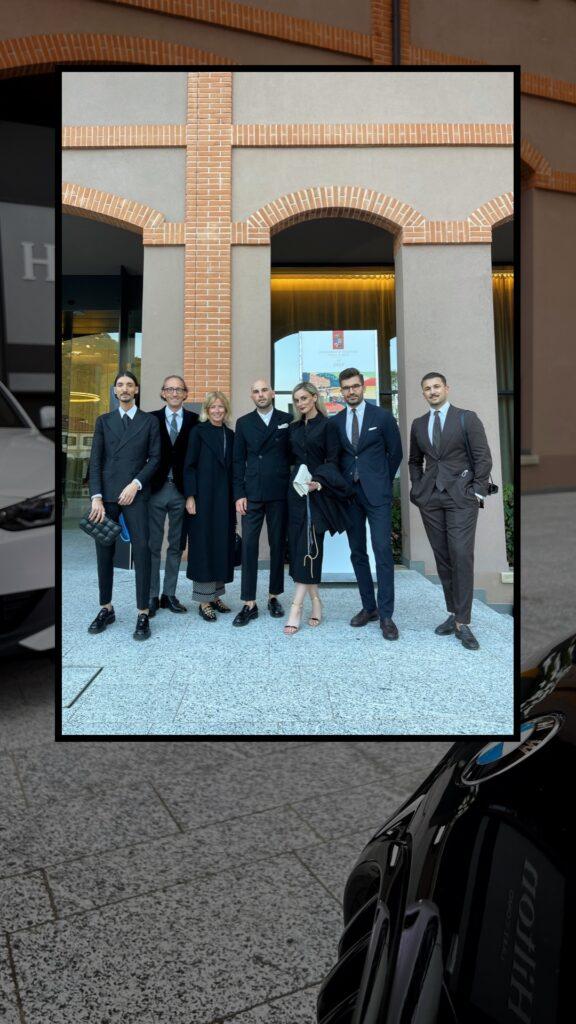 Concorso d'Eleganza 2021 - Lake Como meets BMW and NinaCarMaria