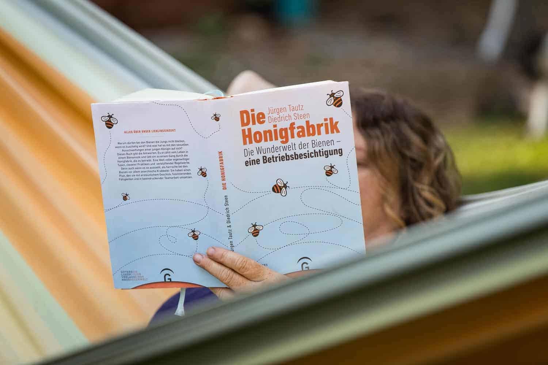 Buchvorstellung die Honigfabrik