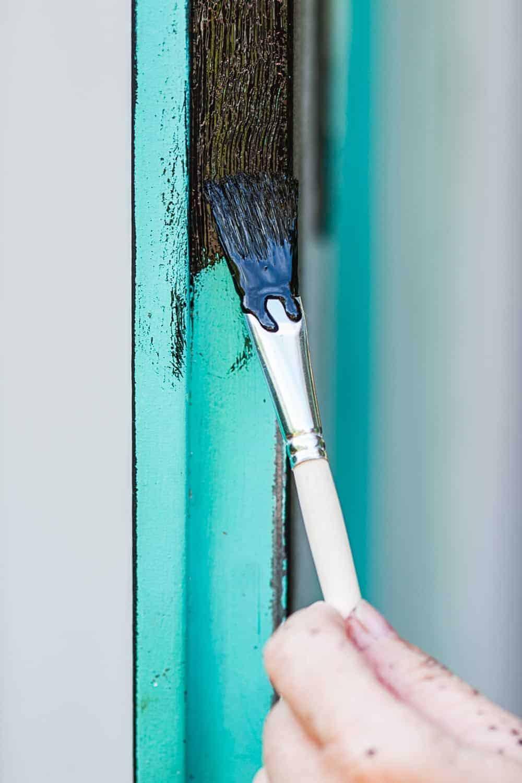 Tafelfarbe DIY