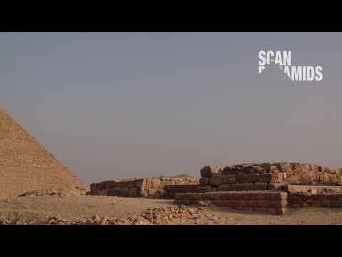 Neue Hohlräume in der großen Pyramide entdeckt