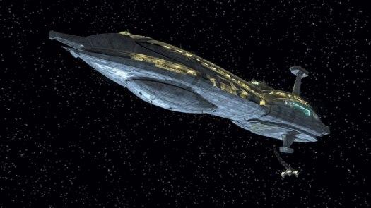 Interstellar Spaceships – Prinzipien des Designs