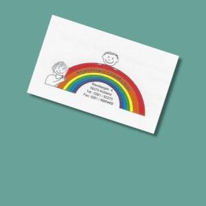 Der Lesemann: Focus-Bild zum Dankschreiben der Regenbogen-Schule