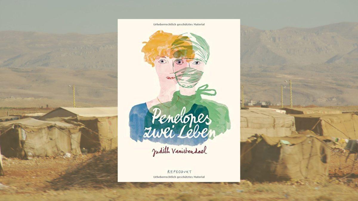 """""""Penelopes zwei Leben"""" von Judith Vanistendael"""