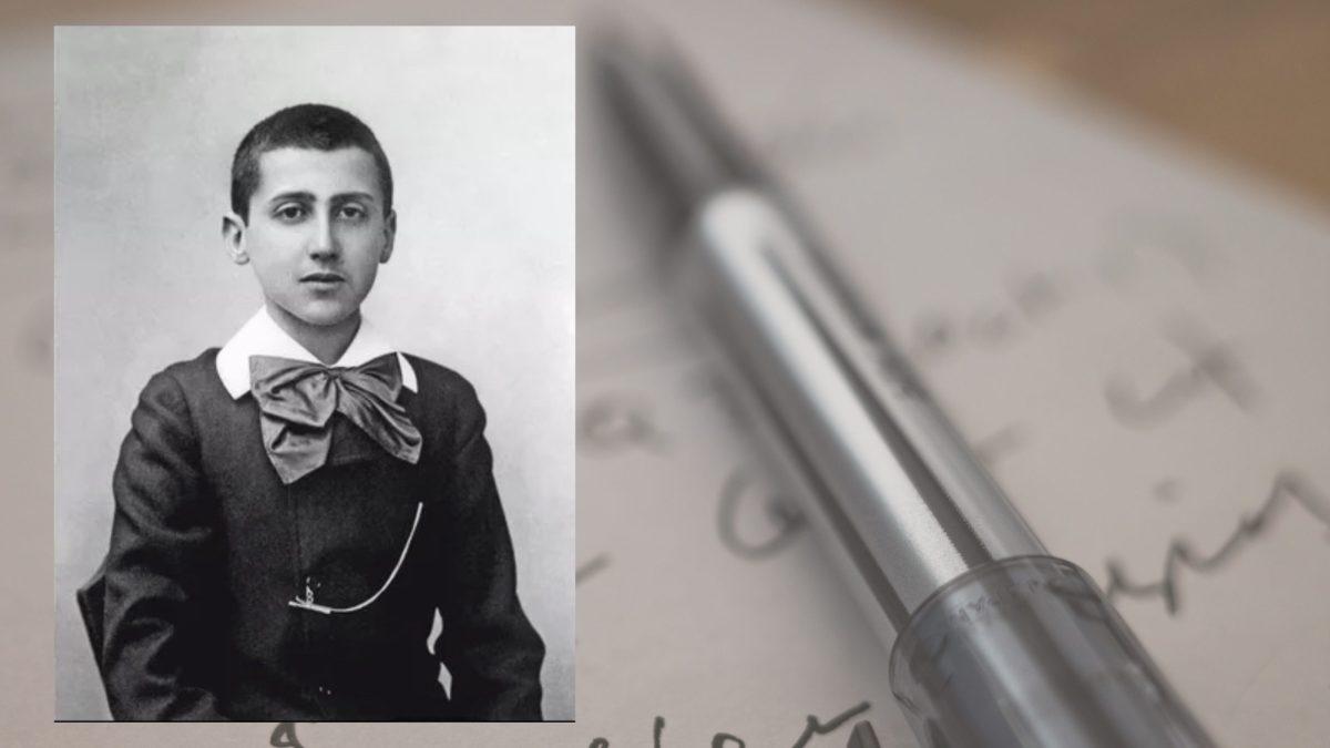 Zum 150. Proust-Jubiläum: Marcel Prousts Fragebogen / le questionnaire de Proust