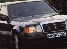 Der Mercedes Benz W124 und ich