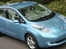 Nissan Leaf demnächst in Deutschland