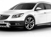 Der neue Opel Insignia Sport Tourer CrossFour
