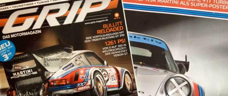 Grip-Motormagazin