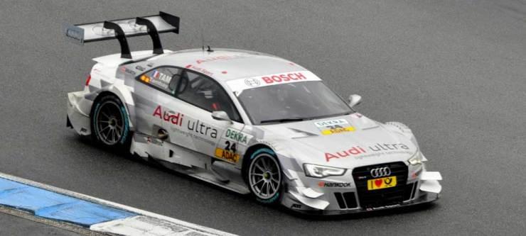 Adrien Tambay wurde Vierzehnter im Audi RS 5 DTM, Team Abt
