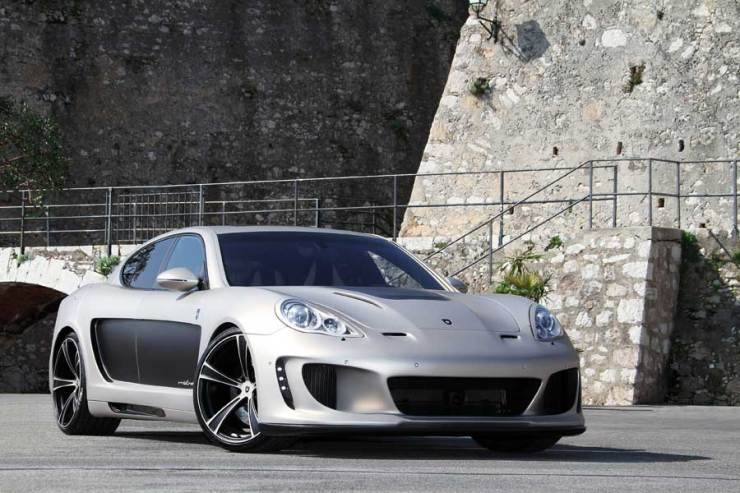 Gemballa-Mistrale-front