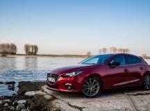 Mazda schwimmt gegen den Trend