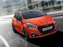 Frisch, Frischer, Peugeot 208 Facelift 2015