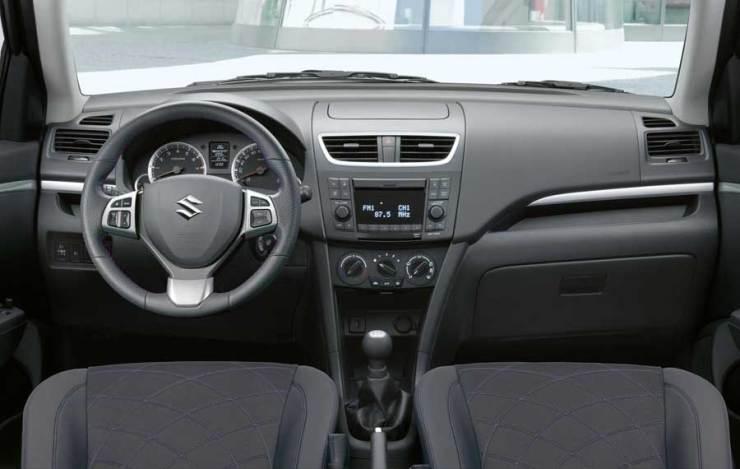 Suzuki-Swift-X-TRA-Innenraum