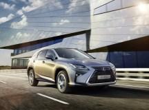 IAA Europapremiere – Lexus RX in vierter Generation