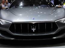 Auto-Salon Genf 2014 – Concept Maserati Alfieri