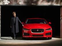 Der neue Jaguar XE soll Mitte 2015 bei den Händlern stehen. Bild:Jaguar Land Rover Limited