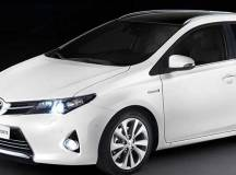 Pariser Autosalon – Toyota Auris Touring Sports