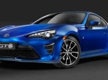 Toyota zeigt neuen GT86 in New York