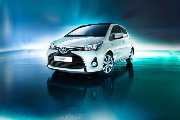 Der neue Toyota Yaris steht ab Sommer beim Händler. Bild: Toyota