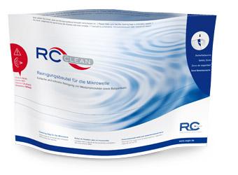 RC-Clean Renigungsbeutel fuer Mukoviszidose