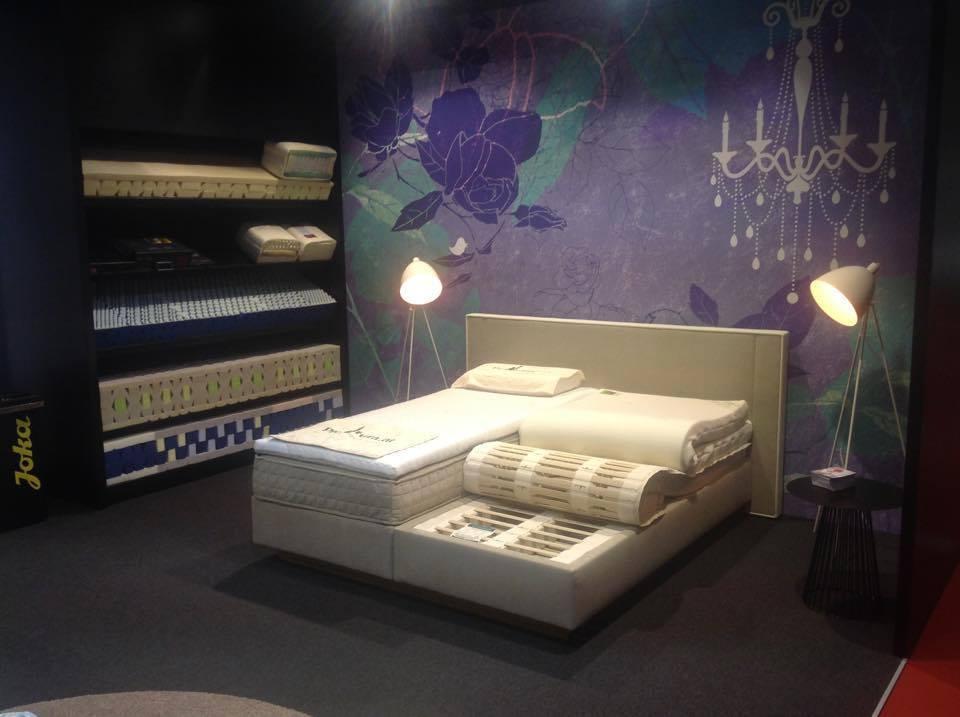 boxspringbetten aus nat rlichen material. Black Bedroom Furniture Sets. Home Design Ideas