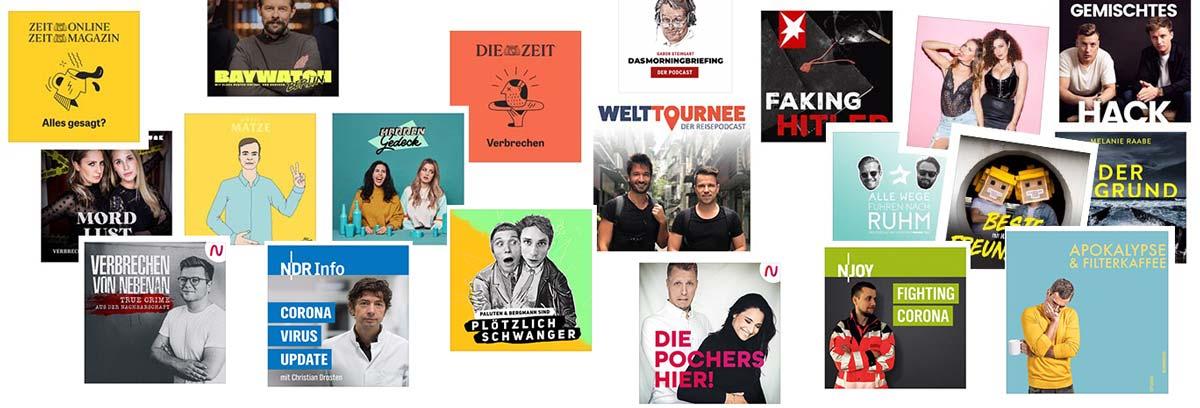 10 Podcasts Die Garantiert Schlauer Machen Lustige Spruche