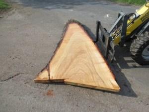 Tischplatten nach Mass Eiche G-00051
