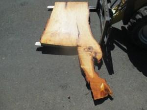 Tischplatte nach mass Linde B-00184