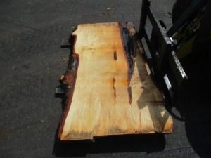 Tischplatte nach mass Kastanie B-00212