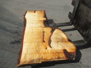 Tischplatte nach mass Kastanie B-00213