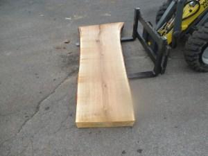 Tischplatten nach Mass Eiche G-00092