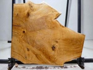 Tischplatte aus Massivholz Eiche C/W 076
