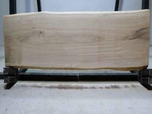 Tischplatte aus Massivholz Eiche C/W 083