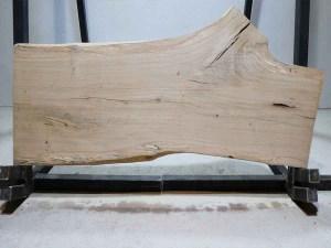 Tischplatte aus Massivholz Eiche C/W 084