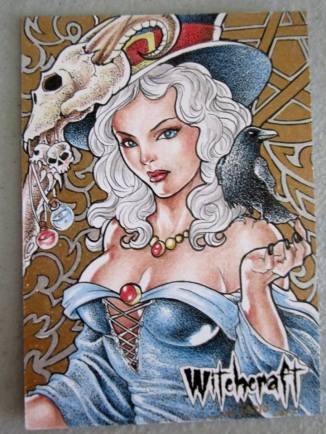 Witchcraft AP by Norvien Basio.